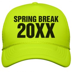 Spring Break Neon Yellow