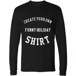 Funny Holiday Custom Shirts