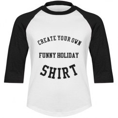 Children Funny Holiday Shirt