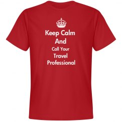 Keep Calm Travel Agent