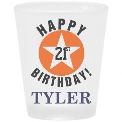 Happy 21st bday