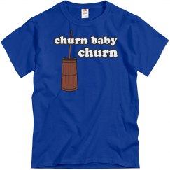 Churn Baby Churn