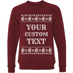 Create an Ugly Beer Sweater