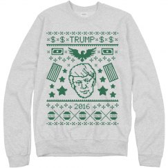 Trump's Richest Sweater