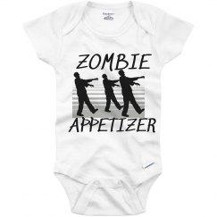 Zombie Appetizer