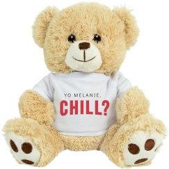 Custom Netflix & Chill Gift Bear