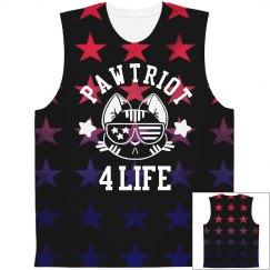 Pawtriot Fur Life America Stars