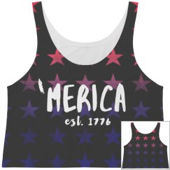 'Merica Star Pattern