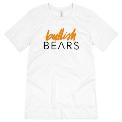 BULLISH BEARS JERSEY TEE