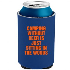 Camping W/O Beer Is Just-