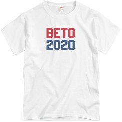 Beto 2020 Red and Blue