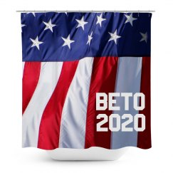 Beto 2020 Shower Curtain