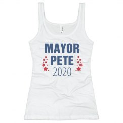 Mayor Pete 2020 Tank