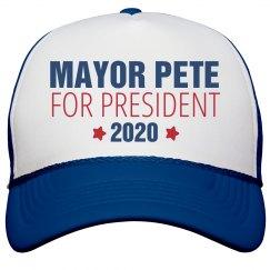 Mayor Pete Cap
