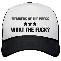 Members of the Press WTF
