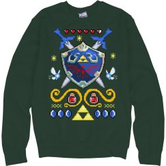 Ugly Zelda Sweater