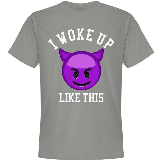04a95a05 The Devil Wakes Unisex Premium T-Shirt