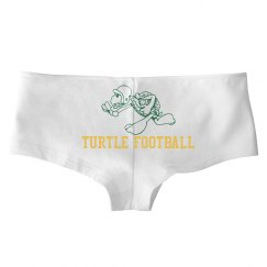 Turtle Football Underwear