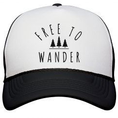 Free To Wander For Vacation