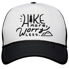 Hike More Worry Less With Vacation