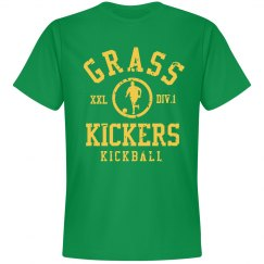 Grass Kickers Kickball