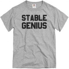 Stable Genius