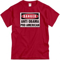 Danger Anti Obama
