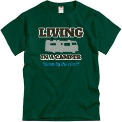 Living In A Camper...