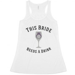 Bride Needs A Drink