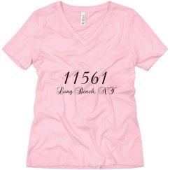 11561 V Neck T