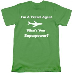 Travel Agent-Superpower