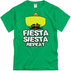 Fiesta Siesta Repeat