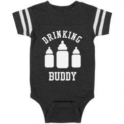 Drinking Buddy Onesie