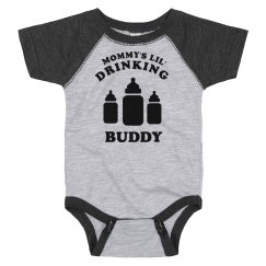 Mommy's Lil' Drinking Buddy Bodysuit