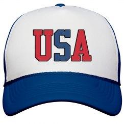 U.S.A Hat
