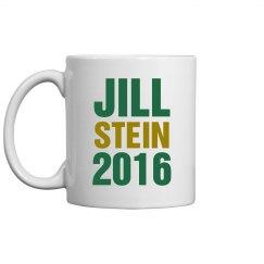 Jill Stein 2016 Mug