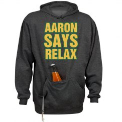Aaron Says Relax Tailgate