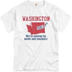 Washington Slogan