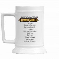 Commissioner Stein