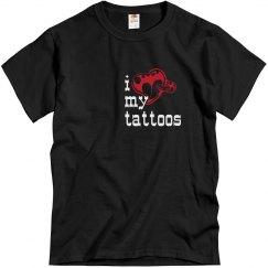 I Heart My Tattoos