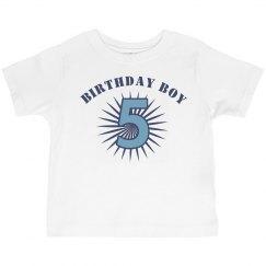 Birthday Boy 5