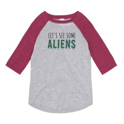 Alien Slime T-Shirt