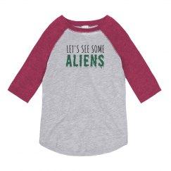 Alien Slime T-Shirt