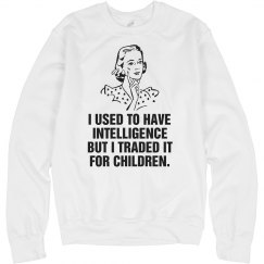 Too Smart For Kids