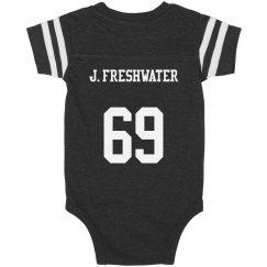 Joey Freshwater Onesie