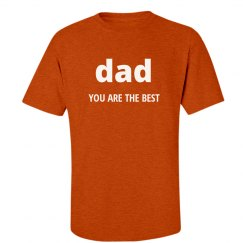 Dad you are the best