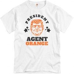 President Agent Orange