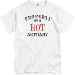 Hot Actuary