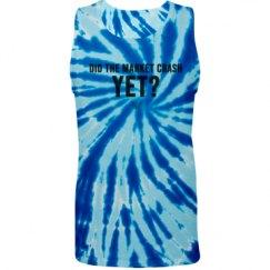 Unisex Tie-Dye Tank Top