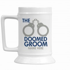Doomed Groom Cuffs